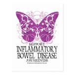 IBD Butterfly Postcard