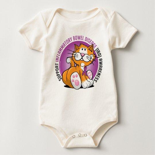 IBD Cat Baby Bodysuit