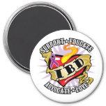 IBD Classic Heart Magnets