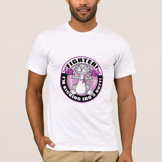 IBD Fighter Cat T-Shirt