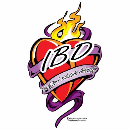 IBD Heart Photo Sculptures