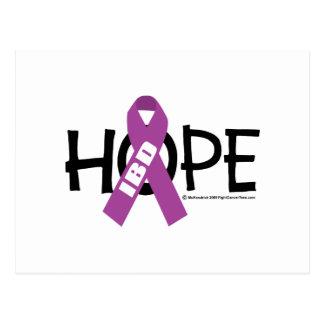 IBD Hope Postcard