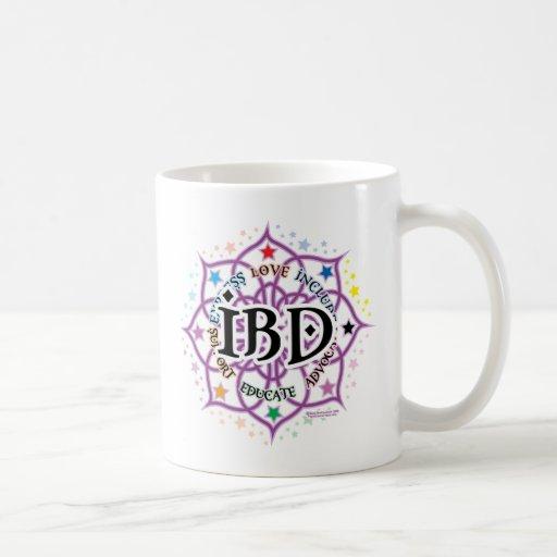 IBD Lotus Taza Básica Blanca