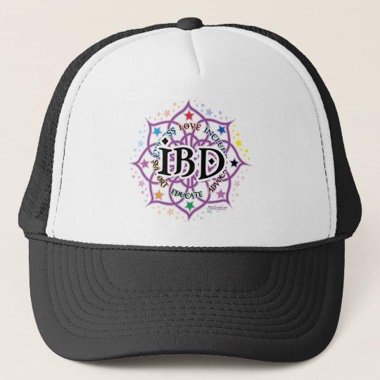 IBD Lotus Trucker Hat