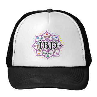 IBD Lotus Trucker Hat