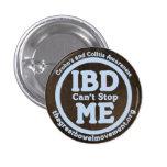 IBD no puede pararme botón Pin