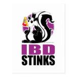 IBD Stinks Postcard