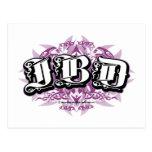 IBD Tribal 2 Postcard