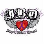 IBD Wings Acrylic Cut Outs
