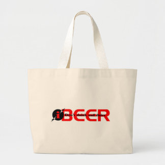 iBEER DON'T DRINK AND DRIVE Tote Bags