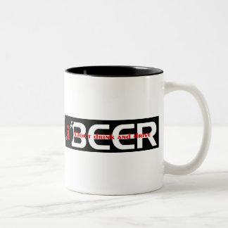 iBEER DON'T DRINK AND DRIVE Mug