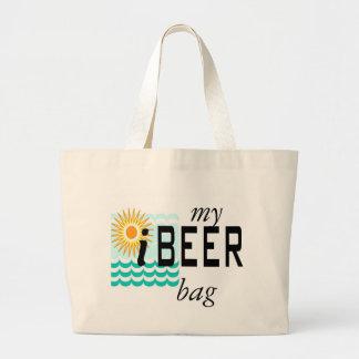 iBEER Funny T-shirt Bags