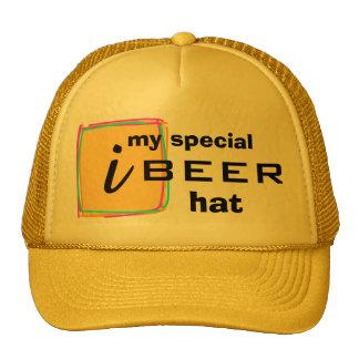 iBEER Funny T-shirt Trucker Hat