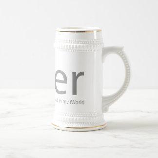 iBeer Coffee Mugs