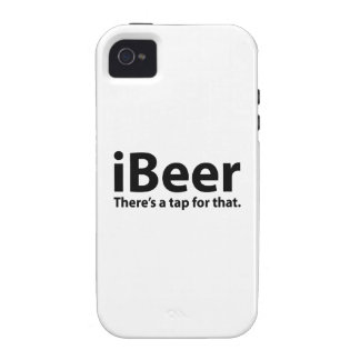 iBeer There's A Tap For That iPhone 4 Case