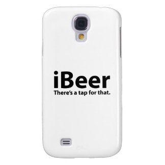 iBeer There's A Tap For That Galaxy S4 Cover
