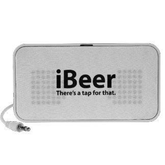 iBeer There's A Tap For That Portable Speaker