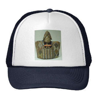 Ibeji figure, Yoruba people, Nigeria Trucker Hat