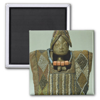 Ibeji figure, Yoruba people, Nigeria Refrigerator Magnet