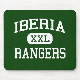 Iberia - Rangers - High School - Iberia Missouri Mouse Mat