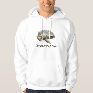 Iberian Midwife Toad Hoodie