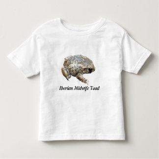 Iberian Midwife Toad Toddler T-shirt