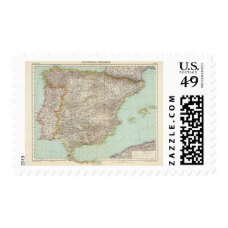 Iberian Peninsula Stamps
