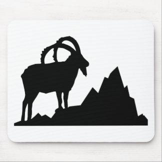 Ibex - Capricorn Mouse Pad