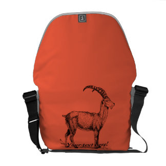 Ibex Courier Bag