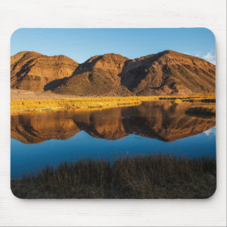 Ibex Hills Reflection Mouse Pad