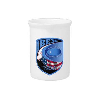 IBEX – Interstellar Boundary Explorer Beverage Pitcher
