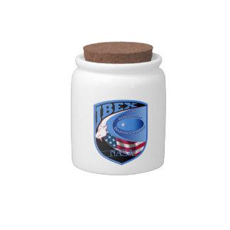 IBEX – Interstellar Boundary Explorer Candy Jars