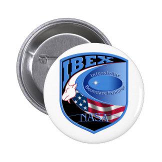 IBEX – Interstellar Boundary Explorer Pinback Button