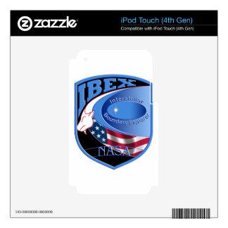IBEX – Interstellar Boundary Explorer Skin For iPod Touch 4G