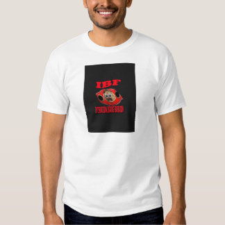 IBF Championship Boxing Belt With Background T-shirt