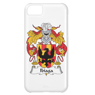 Ibiaga Family Crest iPhone 5C Covers