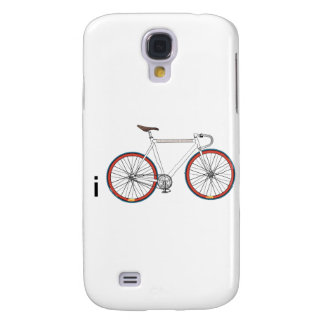 iBike 3G Samsung Galaxy S4 Cases
