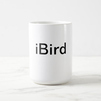 """""""iBird"""" mug"""