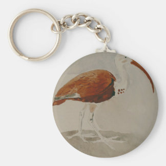 Ibis by Gustave Moreau Keychain