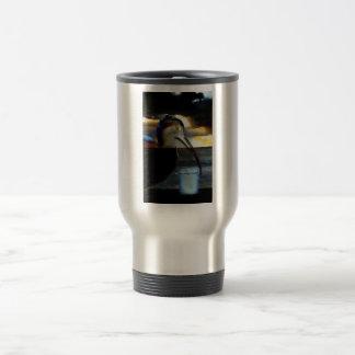 Ibis combinó con diseño aseado de la imagen de la taza de viaje