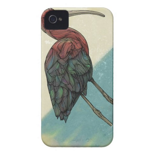 """""""Ibis"""" iPhone 4 case"""