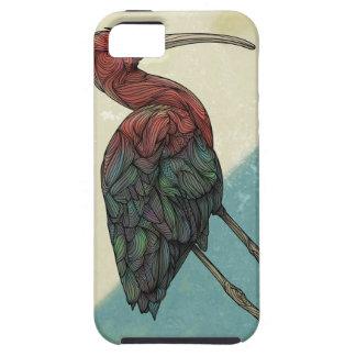 """""""Ibis"""" iPhone 5 case"""