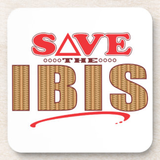 Ibis Save Beverage Coaster