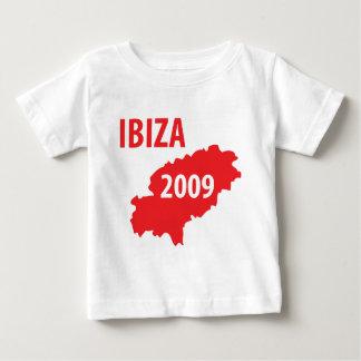 Ibiza 2009 symbol tee shirt