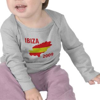 Ibiza 2009 tee shirt