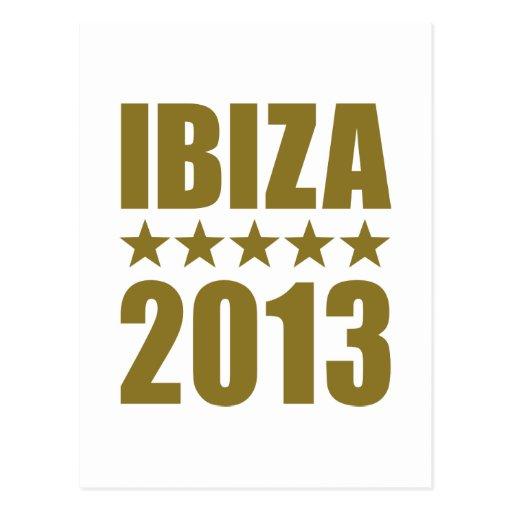 Ibiza 2013 postal