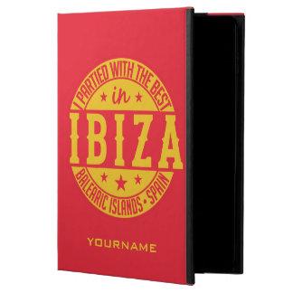 IBIZA custom monogram device covers