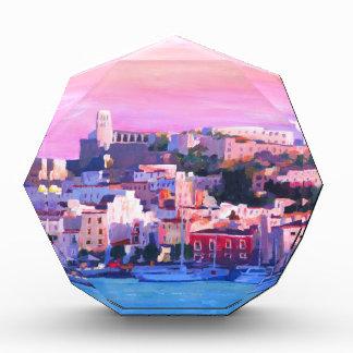 Ibiza Eivissa Old Town And Harbour Pearl Award