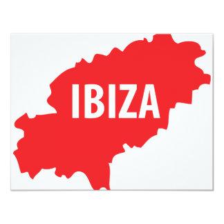 Ibiza icon card