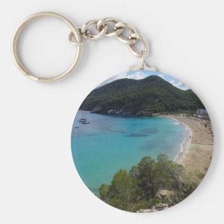 Ibiza Keychain